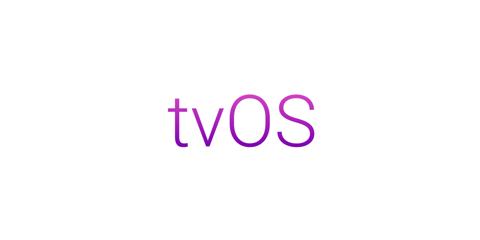 tvOS Human Interface Gudeline